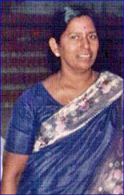 picture of Parsathy Pather My mother-in-law